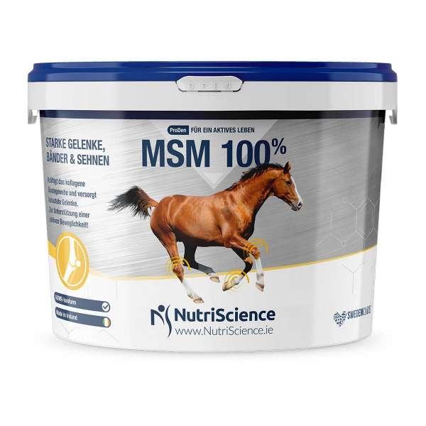 MSM 100 % 1,5 kg | starke Gelenke, Bänder und Sehnen