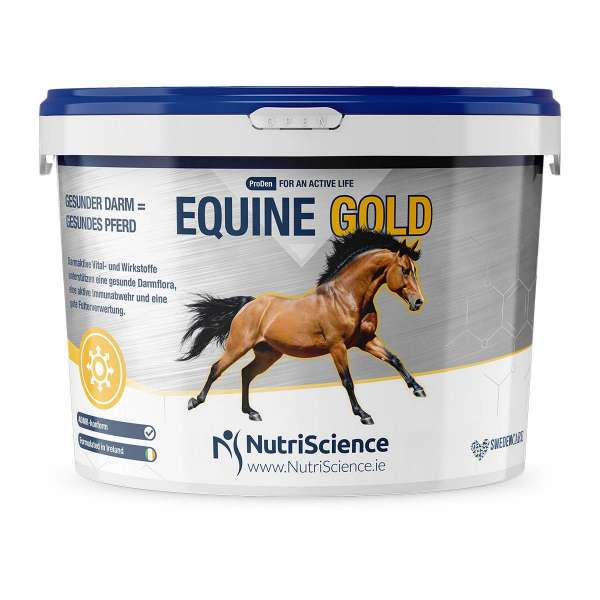 Equine Gold 1,5 kg | Kotwasser vermeiden, Verdauung fördern